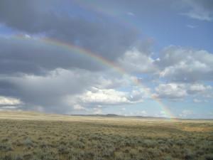 prairie sky. Photo by Sierra Stoneberg Holt